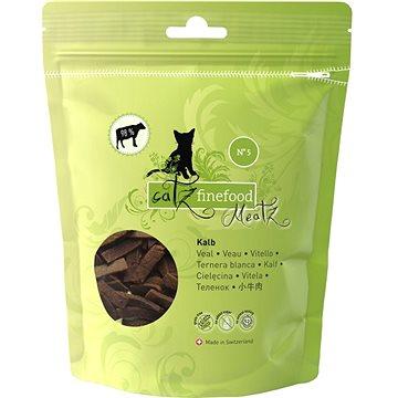 Catz finefood Meatz telecí 45 g (4260379443136)