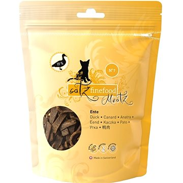 Catz finefood Meatz kachní 45 g (4260379444164)