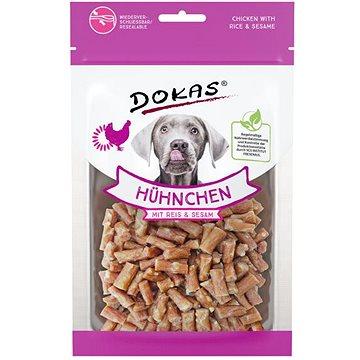 Dokas - Kuřecí mini kousky pro psy 70 g (4251276200069)