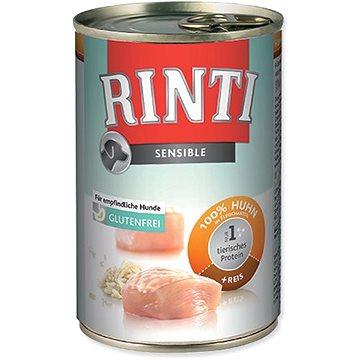 FINNERN konzerva Rinti Sensible kuře+rýže 400g (4000158940520)