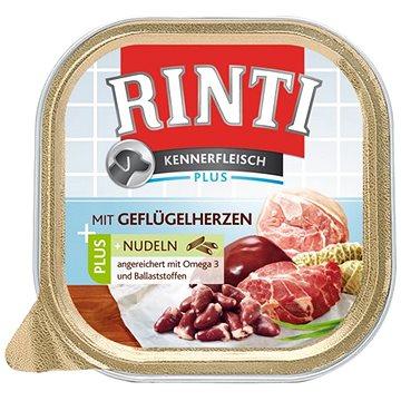 FINNERN vanička Rinti Kennerfleisch drůbeží srdíčka+nudle 300g (4000158910462)