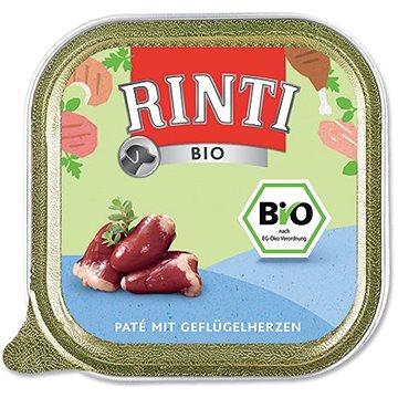FINNERN vanička Rinti Bio drůbeží srdíčka 150g (4000158920034)