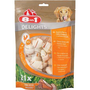 Kost žvýkací Delights XS bag 21ks (4048422102533)