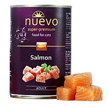 Nuevo kočka adult losos konzerva 400g (4250231595141)