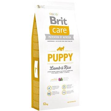 Brit Care puppy lamb & rice 12 kg (8595602509799)