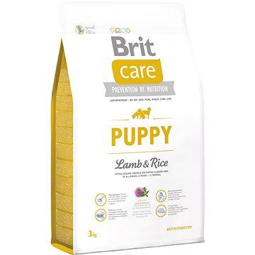 Brit Care puppy lamb & rice 3 kg (8595602509805)
