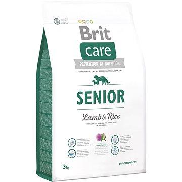 Brit Care senior lamb & rice 3 kg (8595602510016)
