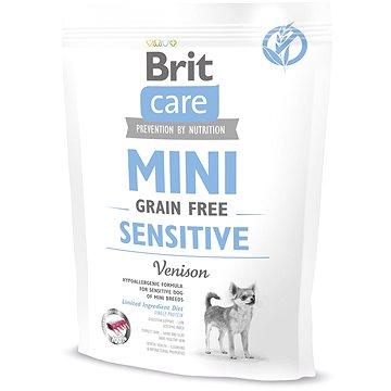Brit Care mini grain free sensitive 400 g (8595602520176)