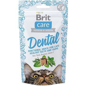 Brit Care Cat Snack Dental 50 g (8595602521371)