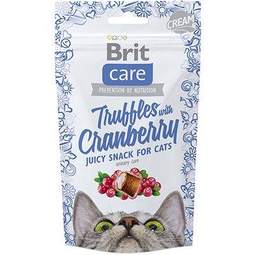 Brit Care Cat Snack Truffles Cranberry 50 g (8595602521470)