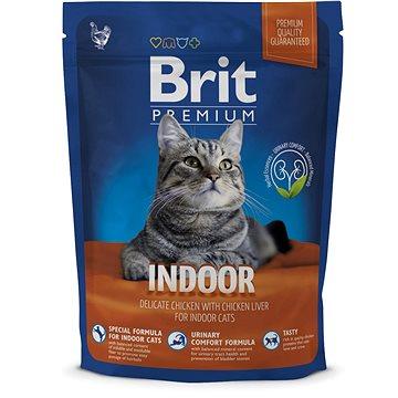 Brit Premium Cat Indoor 300 g (8595602513222)