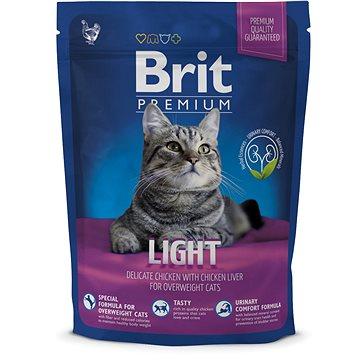 Brit Premium Cat Light 300 g (8595602513260)