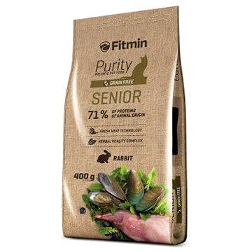 Fitmin cat Purity Senior - 400 g (8595237013708)