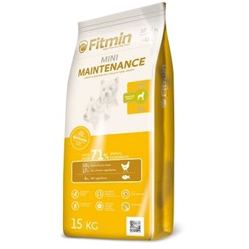Fitmin dog mini maintenance - 15 kg (8595237006533)