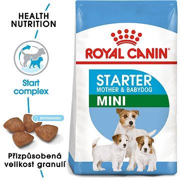 Royal Canin Mini Starter Mother & Babydog 1 kg (3182550778657)