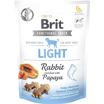 Brit Care Dog Functional Snack Light Rabbit 150 g (8595602539956)
