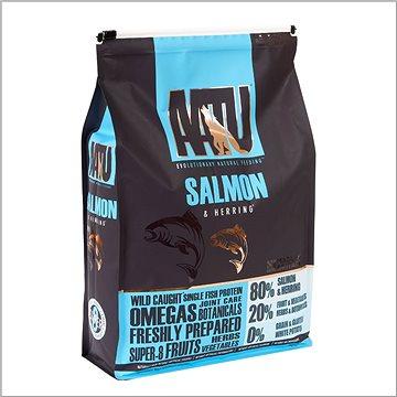 AATU Dog 80/20 Salmon & Herring 10 kg (5060189111923)