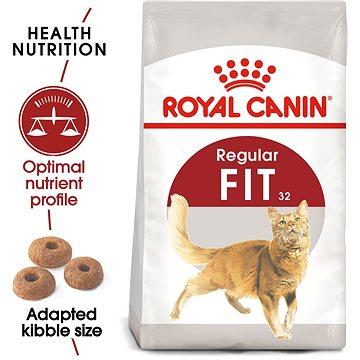 Royal Canin Fit 4 kg (3182550702225)