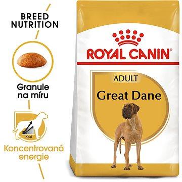 Royal Canin Great Dane Adult 12 kg (3182550736046)