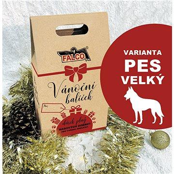 Falco Vánoční balíček VELKÝ PES (8594025083787)