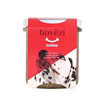 Hovězí Hundebar pro pejsky 300 g (8594198980012)