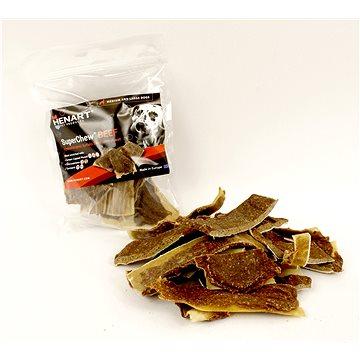 HenArt SuperChew hovězí maso 300 g, pro střední a velká plemena psů (8719747821237)