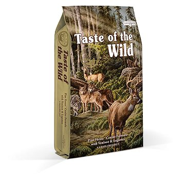 Taste of the Wild Pine Forest Canine 2 kg (074198613311)