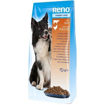 Reno kompletní krmivo pro dospělé psy 15 kg (8594014722437)