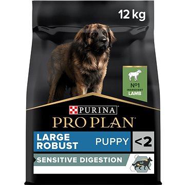 Pro Plan large puppy robust optidigest jehněčí 12 kg (7613036713320)