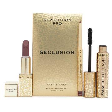 REVOLUTION PRO Eye & Lip Set Seclusion (5057566509824)