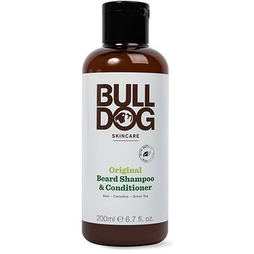 BULLDOG Beard Shampoo and Conditioner 2v1 200 ml (5060144645227)