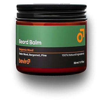 BEVIRO Bergamia Wood Balm 50 ml (8594191201305)