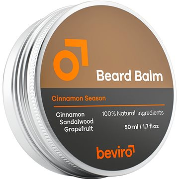 BEVIRO Cinnamon Season Oil 50 ml (8594191201343)