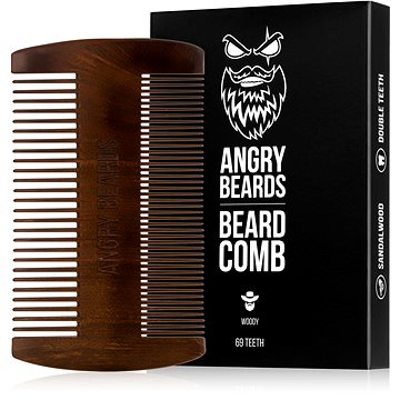 ANGRY BEARDS Wooden (752993127164)