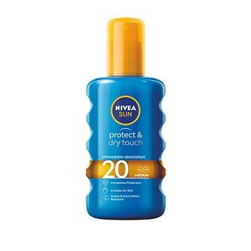 NIVEA SUN Invisible Protection Transparent Spray SPF20 200 ml (4005900695796)