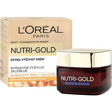 ĽORÉAL PARIS Nutri-Gold Night Cream 50 ml (3600521992425)