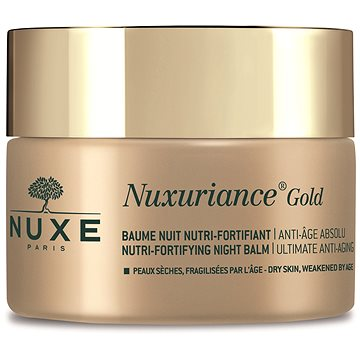NUXE Nuxuriance Gold Nutri-Fortifying Night Balm 50 ml (3264680015915)