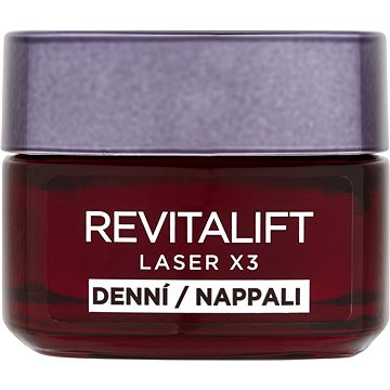 ĽORÉAL PARIS Revitalift Laser X3 Day Cream 50 ml (3600522895114)