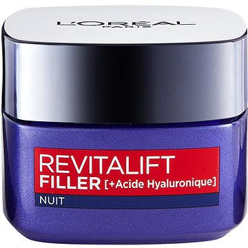 ĽORÉAL PARIS Revitalift Filler Night Cream 50 ml (3600523201419)