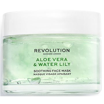 REVOLUTION SKINCARE Aloe Vera & Water Lily Soothing 50 ml (5057566118606)