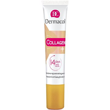 DERMACOL Collagen Plus Intensive Rejuvenating Serum 15 ml (8595003117807)
