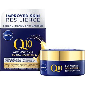 NIVEA Q10 Power Anti-Wrinkle + Extra-Nourishing Night Cream 50 ml (9005800319230)