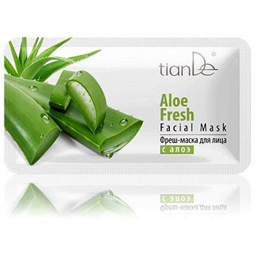 TIANDE Facial Mask Osvěžující s Aloe 1 ks (6925466288905)