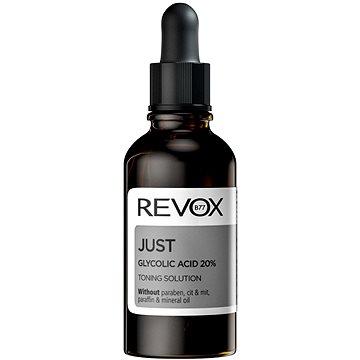 REVOX Just 20% Glycolic Acid 30 ml (5060565101425)