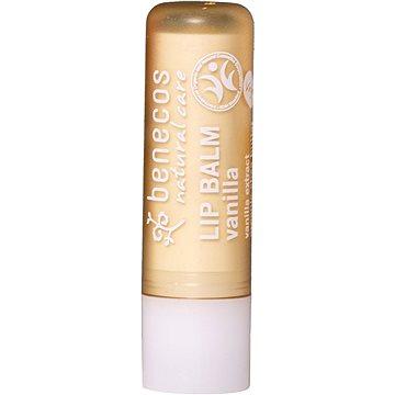 BENECOS BIO Natural Lip Balm Vanilla 4,8 g (4260198094618)