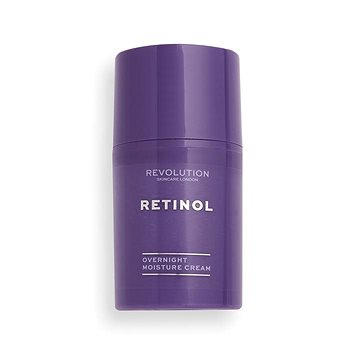 REVOLUTION SKINCARE Retinol Overnight Cream 50 ml (5057566328630)