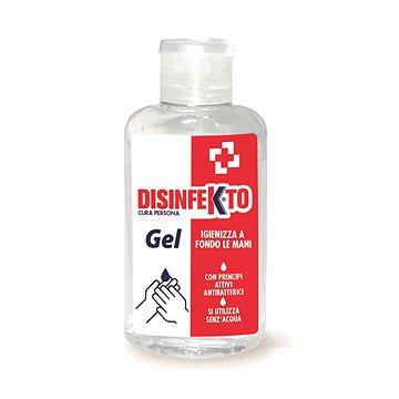 DISINFEKTO Gel na ruce s obsahem alkoholu 100 ml (8002295080196)