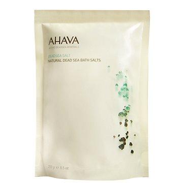 AHAVA Dead Sea Salt Natural Dead Sea Bath Salts 250 g (697045150359)