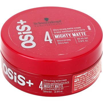 SCHWARZKOPF Professional Osis+ Tousled Mighty Matte 85 ml (4045787669800)
