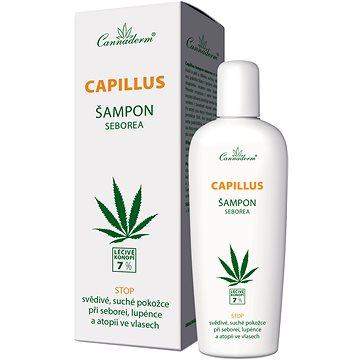 CANNADERM Capillus Seborea Shampoo 150 ml (8594059735799)